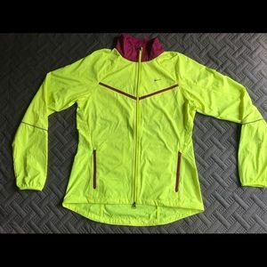 Women's Nike rain jacket